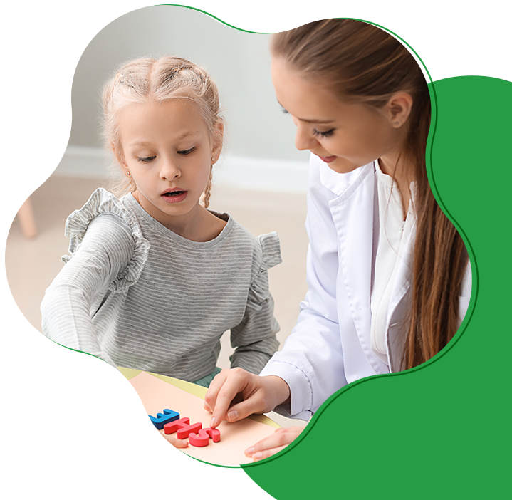 speech therapy for kids in dubai